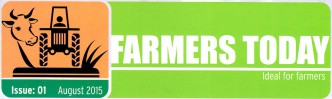Farmers Today, the first and only magazine for farmers in Uganda