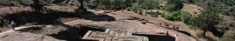 Lalibela is een voorbeeld van een afgelegen gebied in Afrika waar landbouw een uitdaging is | © Marc van der Sterren | Farming Africa