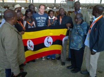 Beste boeren van Uganda en Nederland delen passie | © Marc van der Sterren | Farming Africa